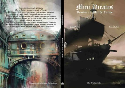 Cover Mini Pirates Venetia & Mar De Caribe
