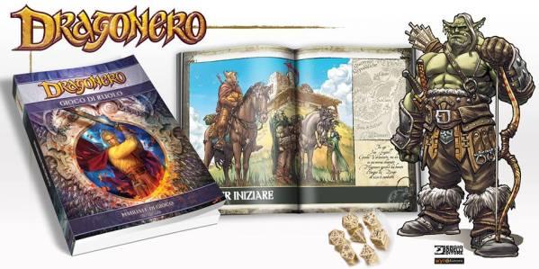 Drago Nero Gdr