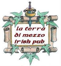 Logo Pub La Terra di mezzo