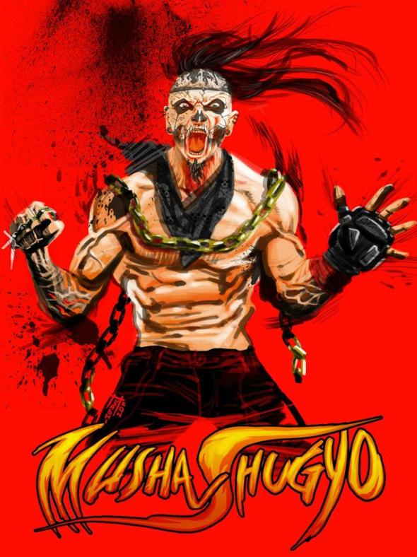 Un punk del mondo di Mad Max..