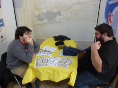 Fabrizio e l'Autore